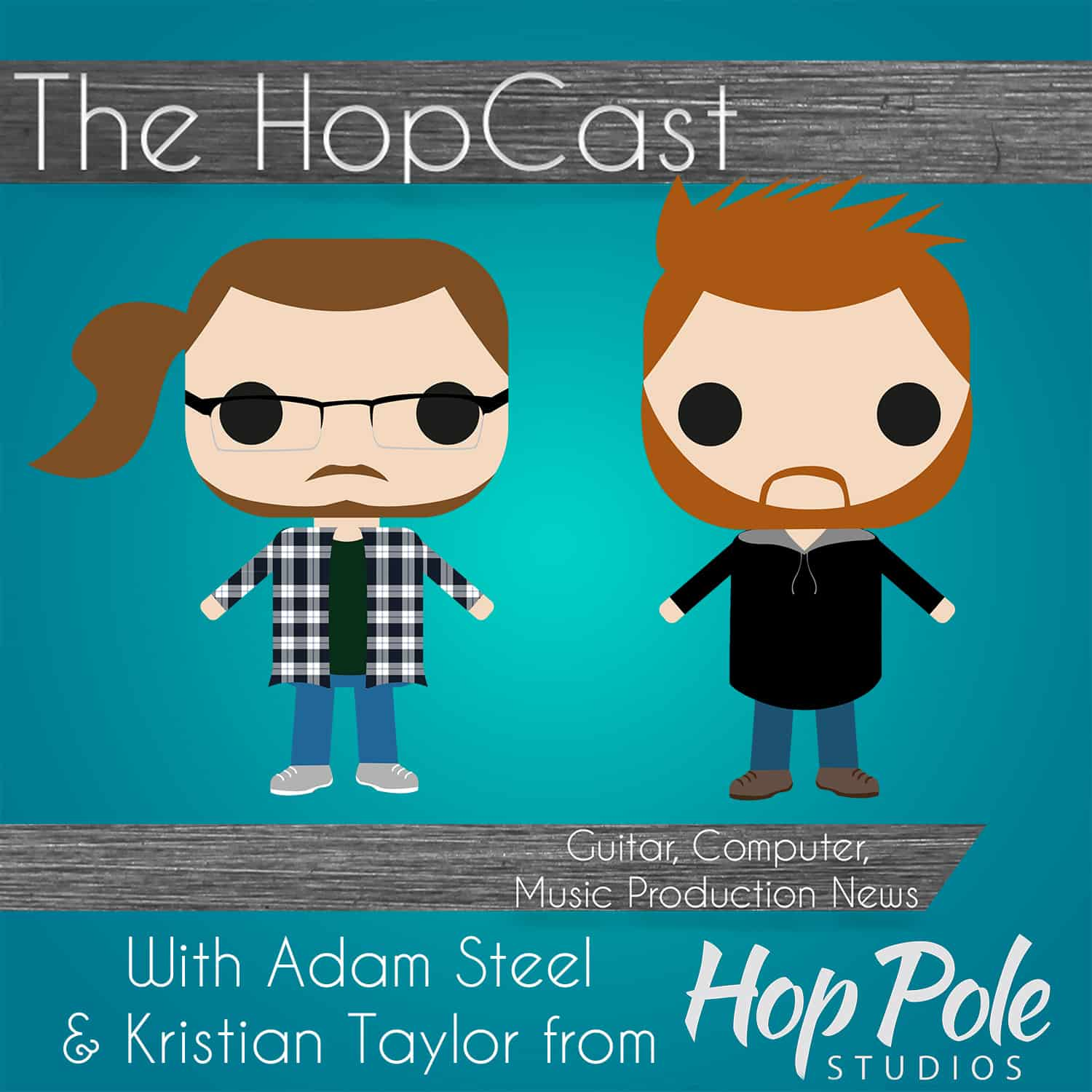 The HopCast Episode 001:- It Begins!