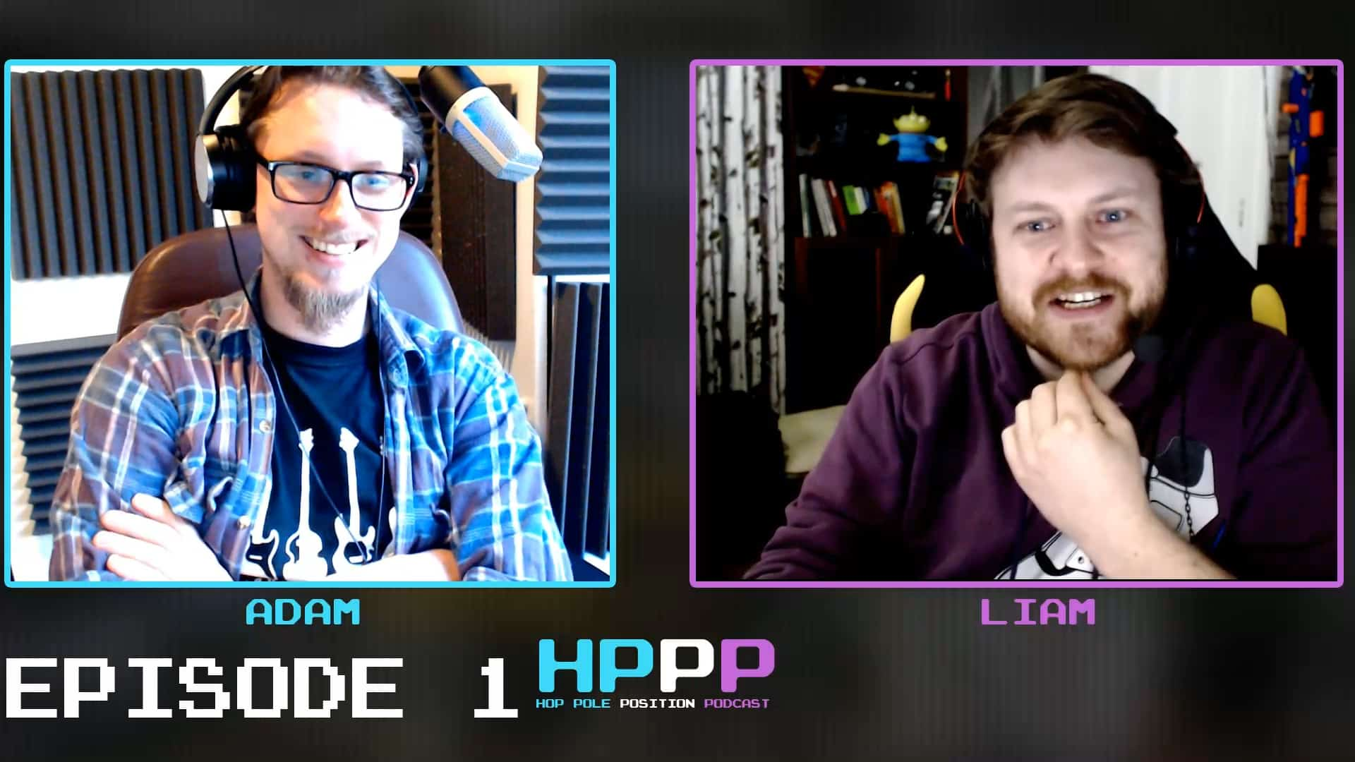 The Hop Pole Position #002 – Live from the Studio! 😁