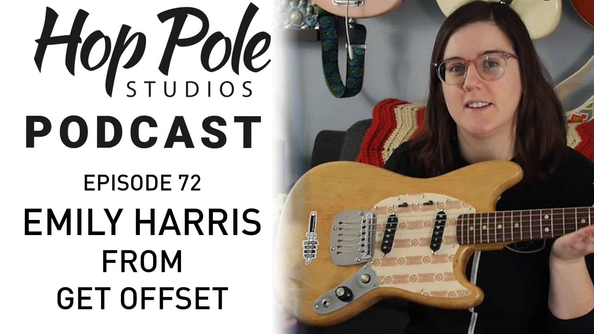 New SLATE VSX Headphones Announced! | The Hop Pole Podcast #072 feat. Emily Harris of Get Offset