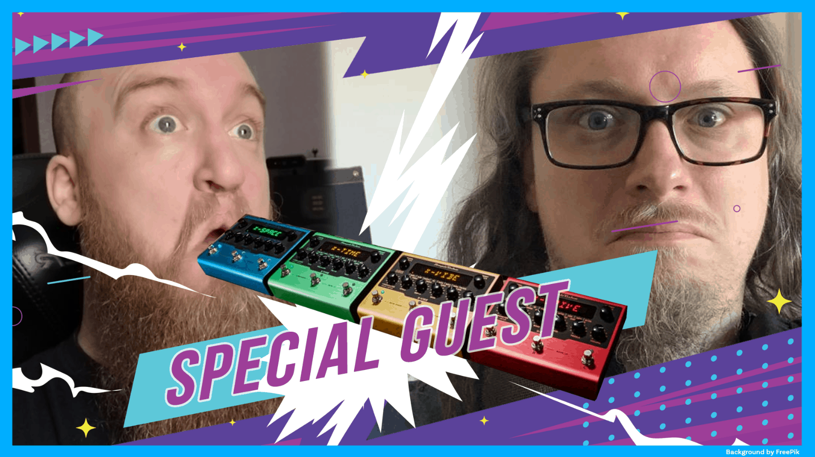 Amplitube is an ACTUAL PEDAL NOW??   The Hop Pole Podcast #107 feat. Scott from Chernobyl Studios