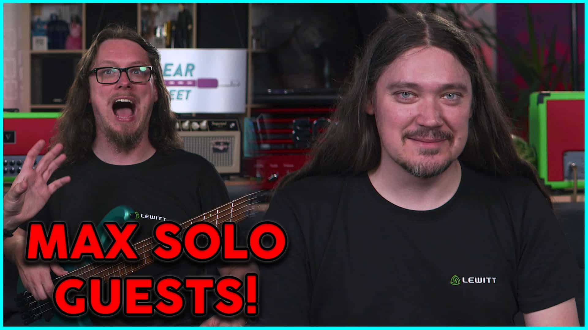 MAX SOLO Guests – 42 Gear Street 3 Debrief and more – Hop Pole Podcast #112